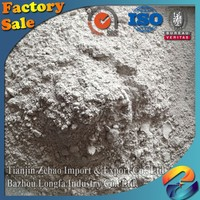 Steel plant Price S75 blast furnace slag used for cement and concrete