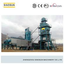 SAP40 cold bin asphalt plant