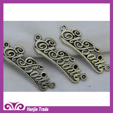 2014 Hot-sell Alloy Crafts metal pandant