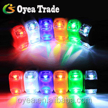 Mutiple Color Bike Rear/Front Silicon 2 LEDs Lihgts