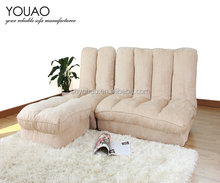 China manufacture l shaped sofa B127b