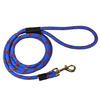Pet Dog Nylon Rope Leash Adjustable Loop Slip Lead