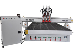 Heavy duty woodworking for furniture CNC router 2015