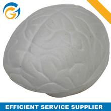 Cheap Wholesale Promotional Brain Stress Balls Customized Color
