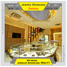 High quality jewelry shop furniture for jewelry shop decoration