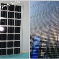Low MOQ High Efficiency Great Performance BIPV Sunpower Solar Panels