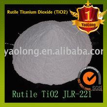 Paint raw material Rutile Titanium Dioxide, TiO2