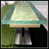 Custom glass countertop/high end furniture