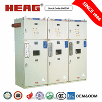 HXGN11-12 High Voltage Switchgear Metal-clad Ring Main Unit with price