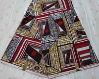 wholesale price 100% cotton hot selling pretty real dutch wax print fabric hollandais african wax H 1022(21)