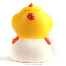 Lovely mini yellow bird OEM toys for kids