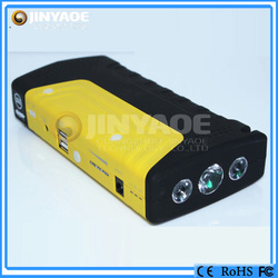 emergency car battery power bank 16800 mah power charger jump starter with air compressor 12v