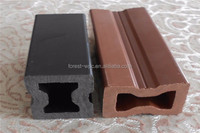 Wood plastic composite WPC decking floor joist/keel/beam