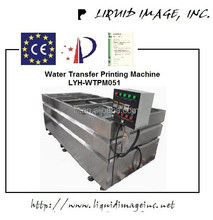 LYH-WTPM051 water transfer printing machine price&hydrographic tank&water transfer printing film machine