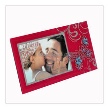 2015 new design hotsell photo frame glass small photo frames