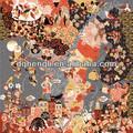 Numérique imprimer foulards en soie