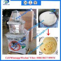 Commercial electric tortilla press chapati roti press/Semi-automatic chapati making machine