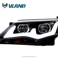 Top brand best selling wholesale car accessories made in China auto parts plug and play led auto headlight