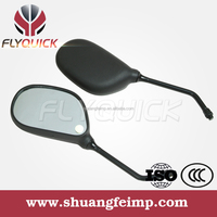 ZF001-63 FLYQUICK Professional Supply Motorcycle Side Rear View Mirror,Looking Glass Of Motorcycles for YAMAHA STZ125 YES125