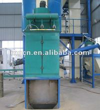 Dust collector used for dry mortar