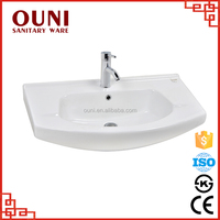 ON-186(1530)China manufacturer stain resistant easy clean white chinese bathroom vanity made in China
