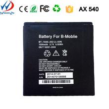 Precio bajo bateria para B-mobile AX-540