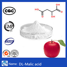 Food Additives Top quality White Powder Malic Acid Price DL-malic acid