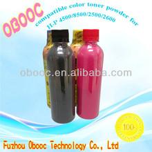 De alta calidad! Colorido polvo de toner en polvo para h-p 1215 3500 impresora láser color de tóner en polvo