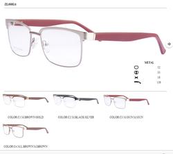 Ready stock spectacle frames designs swissflex eyewear price optical frames wholesale ZL00814