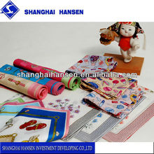 Gift box & popular cotton printed promotion ladies' handkerchief