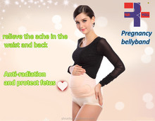 anti-radiation maternity pregnency support belts