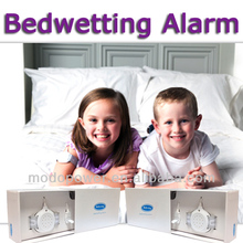 High sensitivity harmless long lived hot sensor Bedwetting alarm