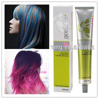 Free sample non allergy wholesale natural professional hair dye