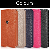 Fashion accessories luxury case for Huawei xiaomi leather case card holer, kickstand case for all smart phone