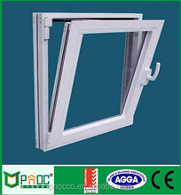Professional Factory PNOC Aluminum Tilt and Turn Window Can Be Customized