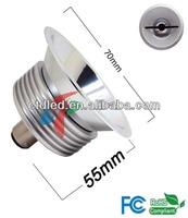 LED spotlight B15d QR70/AR70 LED Replacement to philips halogen 50W Qr70