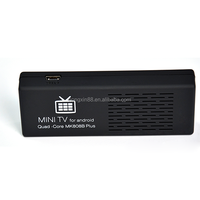 Support miracast dongle multi sim card 3g dongle MK808B Plus tv dongle