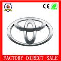 2014 venta al por mayor astilla de metal del coche insignia emblema/cualquier marca de coche disponible emblema( hh- badge- 276)