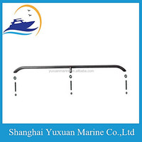Stainless Steel Oval Handrail for Boat Hardware