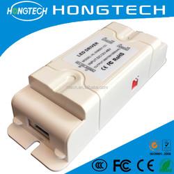 Dimming led driver ,12v dc input led driver ic enclosure