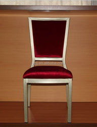 Guangzhou dining room chair hotel luxury dining chair