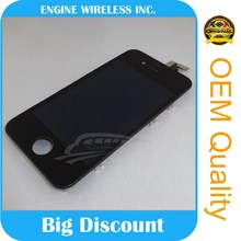 spare parts smart phone for apple iphone 4s lcd with digitizer touch screen china supply