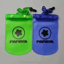 Pvc Dual Sim Watch Phone Waterproof