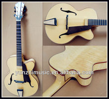 16 inch Fully handmade hollow body archtop jazz guitar