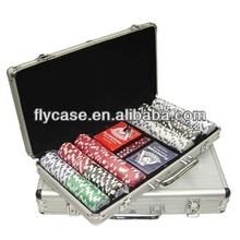 wholesale poker chips/aluminum poker chips/poker chips case