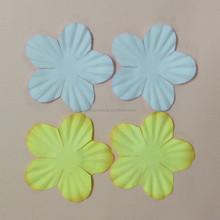 wholesale paper flower craft punch DIY hobby crafts making paper flower