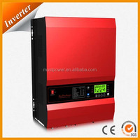 Must factory Wholesale Must brand Power star 48v dc 12kw pure sine wave inverter charger
