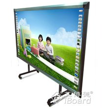 Infrared multi touch electronic whiteboard smart class technology interactive smart board dry erase whiteboard