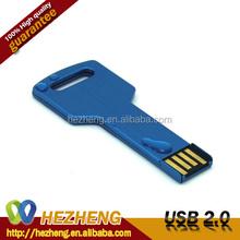 Wholesale Metal USB key 8GB USB Flash Drive Bulk Cheap