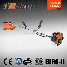 Hot selling 2 stroke 1200W portable 43CC Brush Cutter